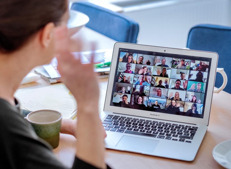webinar powered by beUnited voor MKB ondernemers, directeuren & managers