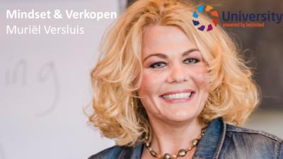 Mindset & Verkopen - Muriel Versluis voor beUnited University ZZP MKB Nederland