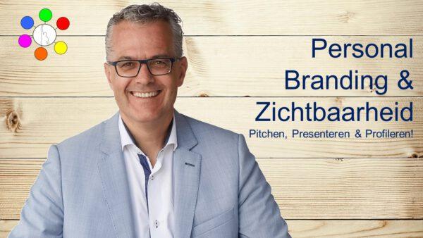 Personal Branding & Zichtbaarheid door Patrick van Gils voor beUnited ZZP MKB Nederland