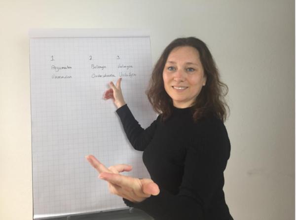 Conflict Oplossen! - beUnited University - Hilde Kroon