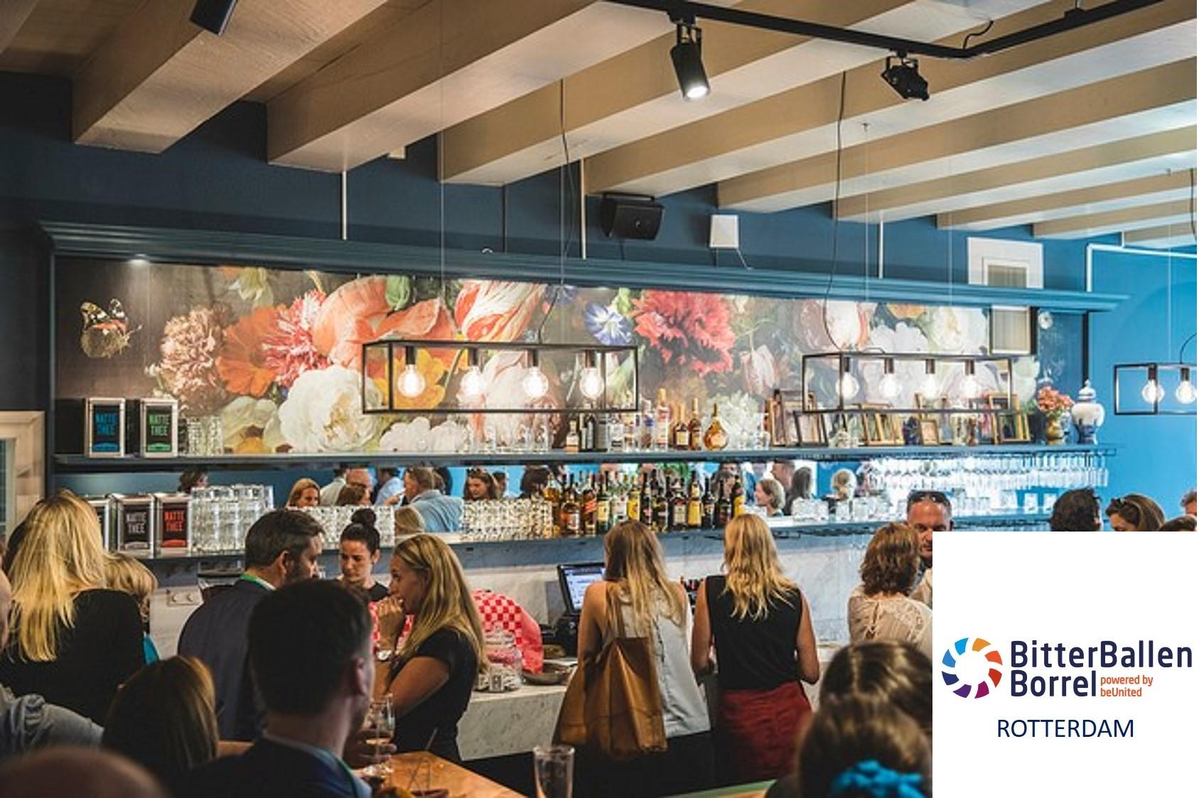 BitterBallenBorrel Rotterdam locatie partner Restaurant het Scheilandshuis