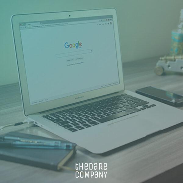 The Dare Company Online marketing strategie