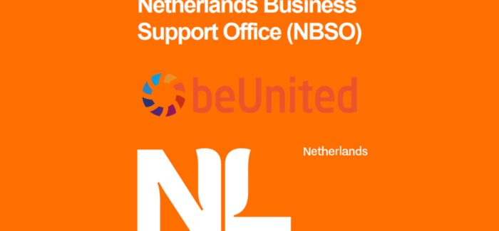 beUnited partner Netherlands Business Support Offices NBSO